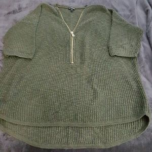 Exprees green Sweater